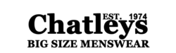 Chatleys Big Size Menswear Voucher Codes