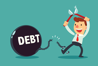 Sign up for automatic debt repayment plans